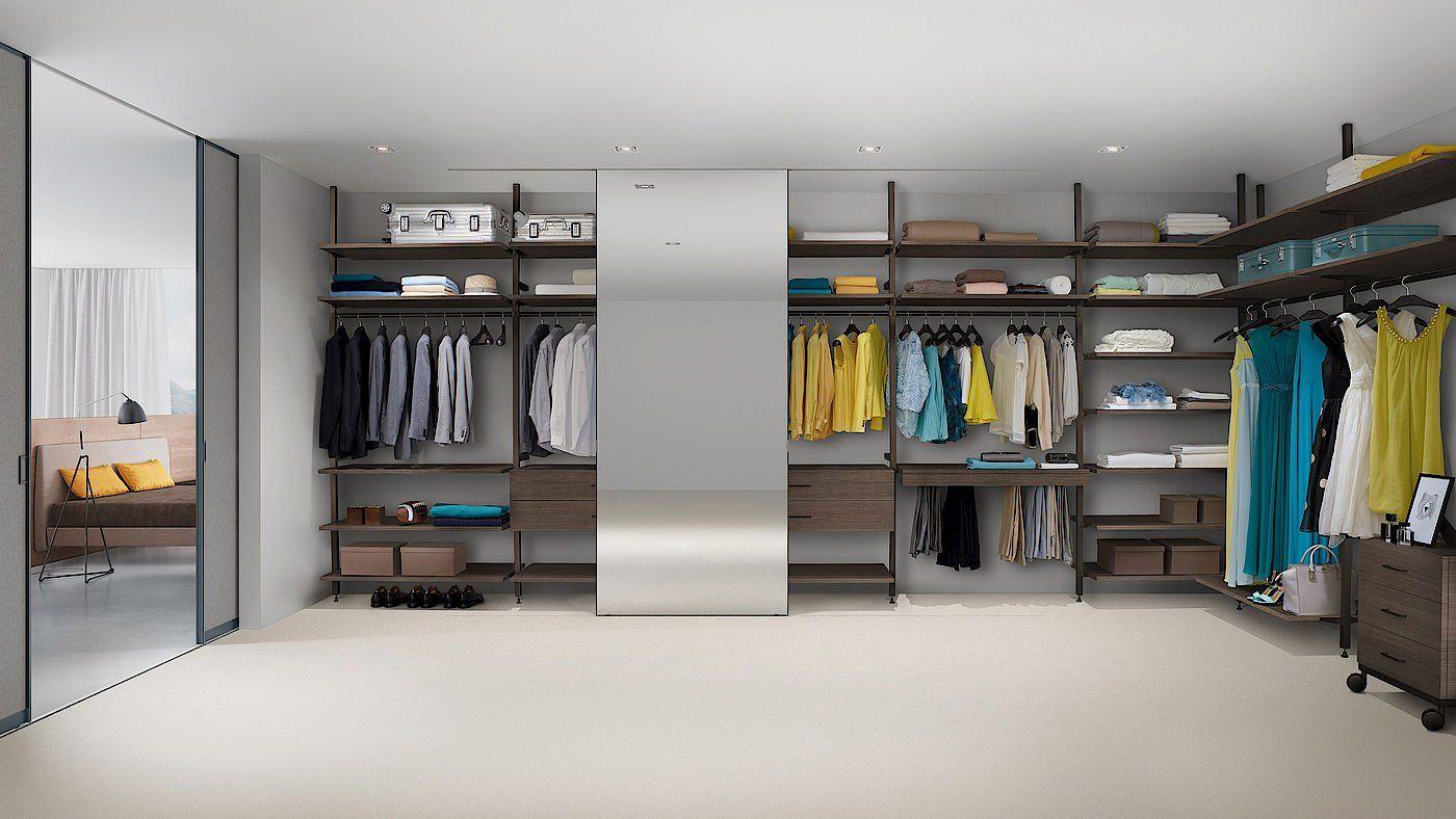die 12 sch nsten begehbaren kleiderschr nke ratgeber haus garten. Black Bedroom Furniture Sets. Home Design Ideas