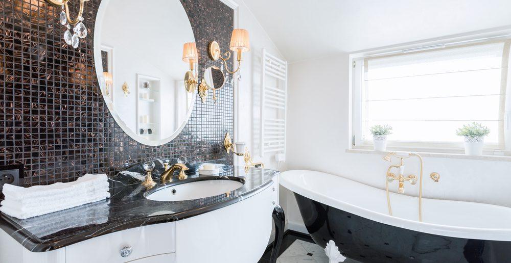 farbliche Gestaltung Badezimmer