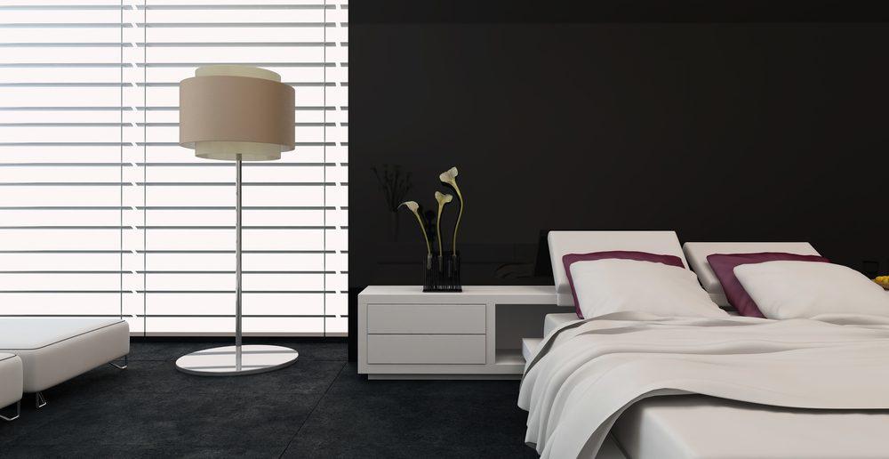 wohnzimmer oder schlafzimmer in schwarz ratgeber haus garten. Black Bedroom Furniture Sets. Home Design Ideas