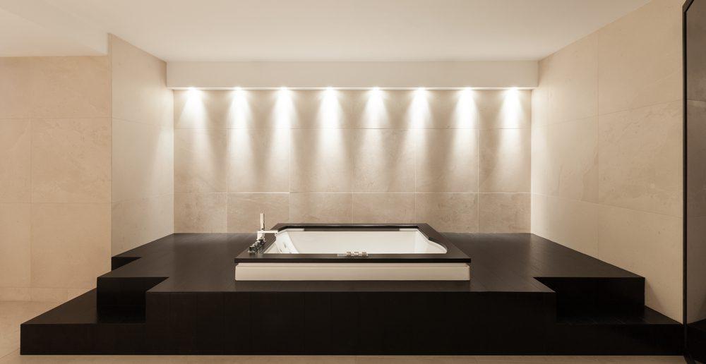 sichere beleuchtung im bad ratgeber haus garten. Black Bedroom Furniture Sets. Home Design Ideas