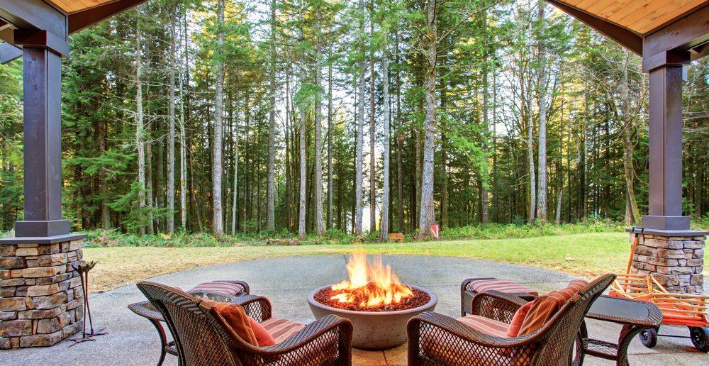 Tipps für eine hölzerne Terrassenabdeckung · Ratgeber Haus & Garten