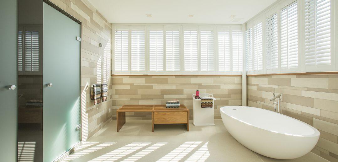 Badezimmer Große Fliesen Quartz Mosa