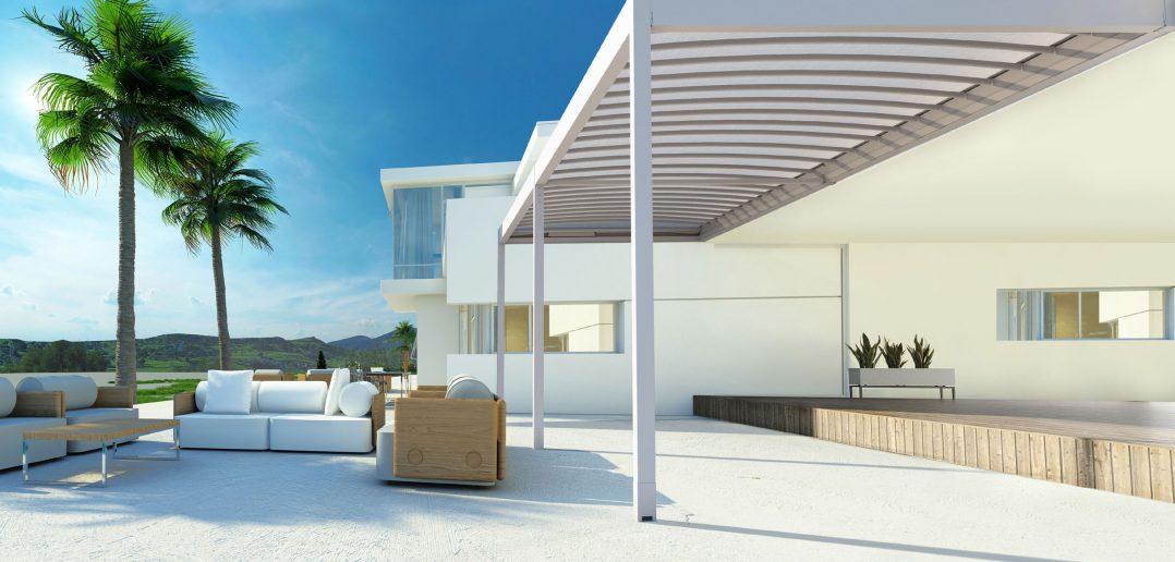 pergola f r ihre terrasse ratgeber haus garten. Black Bedroom Furniture Sets. Home Design Ideas